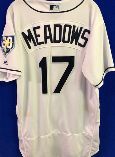 super popular 47e57 2435b MLB Auctions | 20th Anniversary Game Used Home Jersey ...