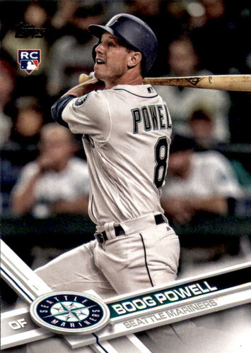 Photo of 2017 Topps Update #US264 Boog Powell RC