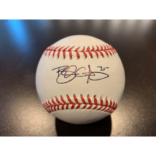 Giants Community Fund: Brandon Crawford Autographed Baseball