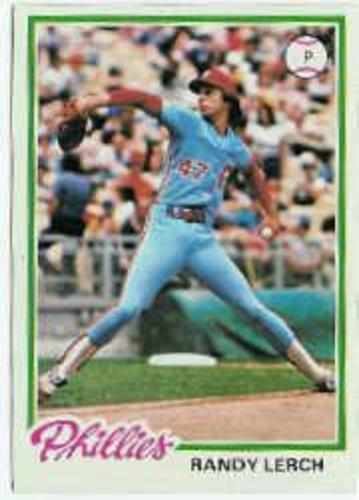 Photo of 1978 Topps #271 Randy Lerch DP