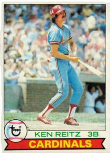 Photo of 1979 Topps #587 Ken Reitz