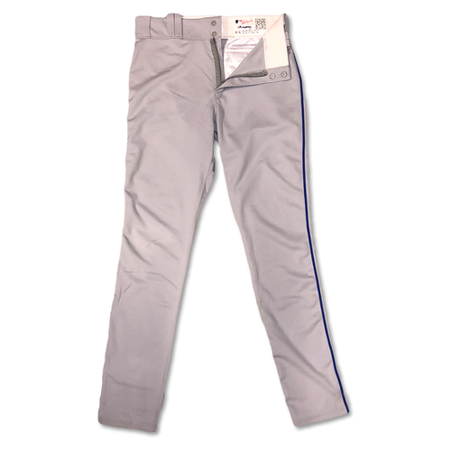 Photo of Jeff McNeil #6 - Team Issued Road Grey Pants - 2019 Season