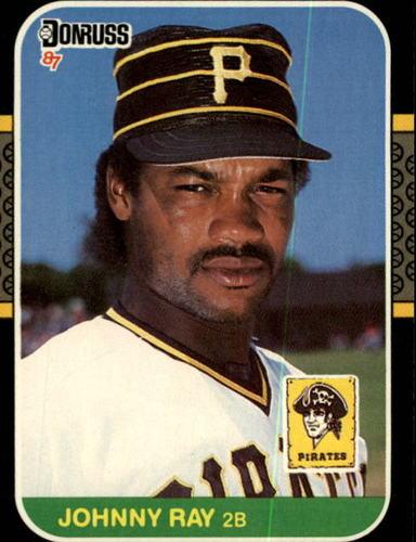 Photo of 1987 Donruss #144 Johnny Ray