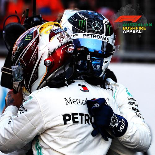 Photo of Meet & Greet with Lewis Hamilton & Valtteri Bottas - Mercedes-AMG Petronas Mo...
