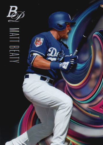 Photo of 2018 Bowman Platinum Top Prospects #TOP52 Matt Beaty