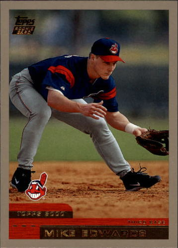 Photo of 2000 Topps Traded #T16 Mike Edwards RC