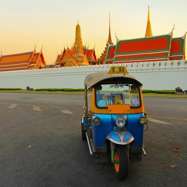 Click to view Unique Tour of Bangkok with Conrad Bangkok.