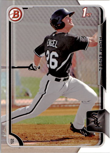 Photo of 2015 Bowman Prospects #BP99 Adam Engel