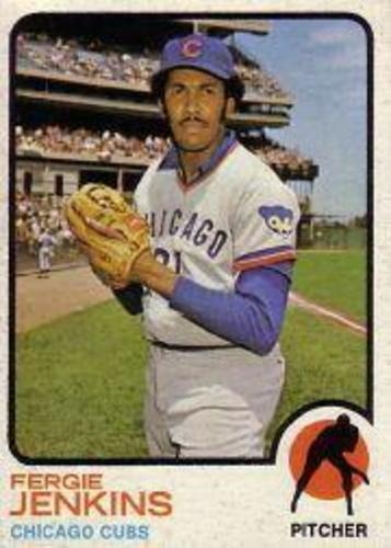 Photo of 1973 Topps #180 Ferguson Jenkins