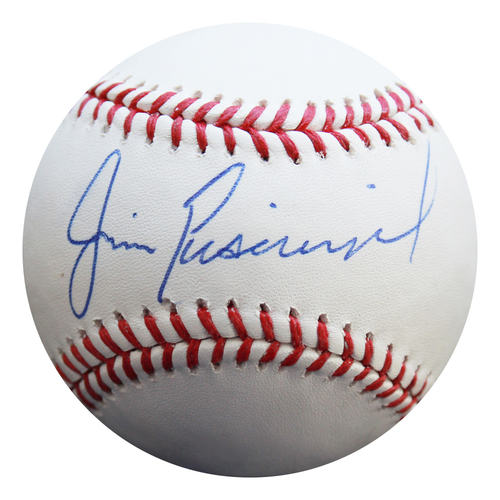 Photo of Autographed Baseball: Jim Eisenreich