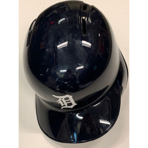 Photo of Game-Used Home Helmet: James McCann