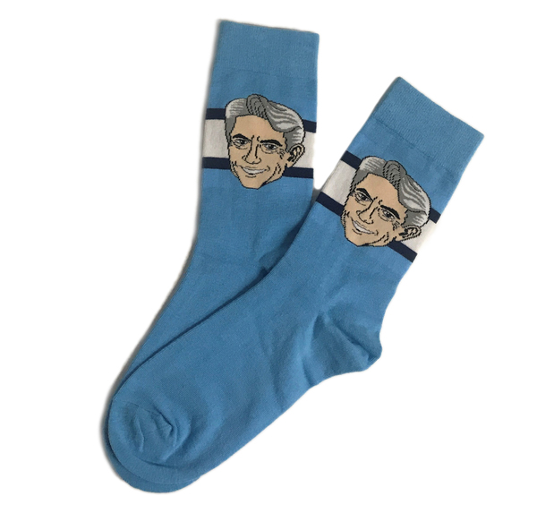 Toronto Blue Jays Buck Martinez Socks by Major League Socks