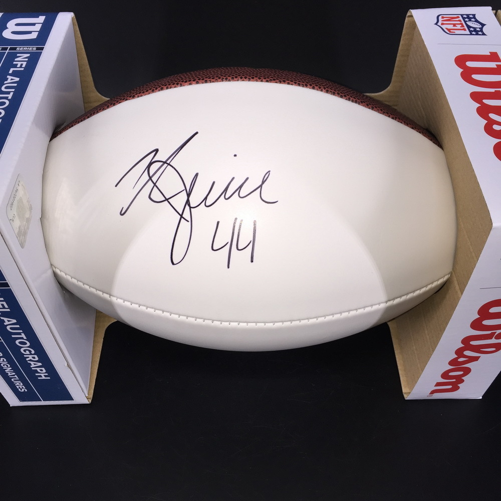 NFL - 49ers Kyle Juszczyk signed panel ball