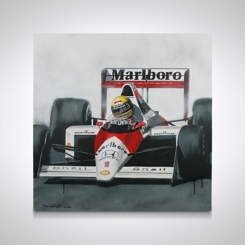 Photo of Ayrton Senna No1 Denis Klatt