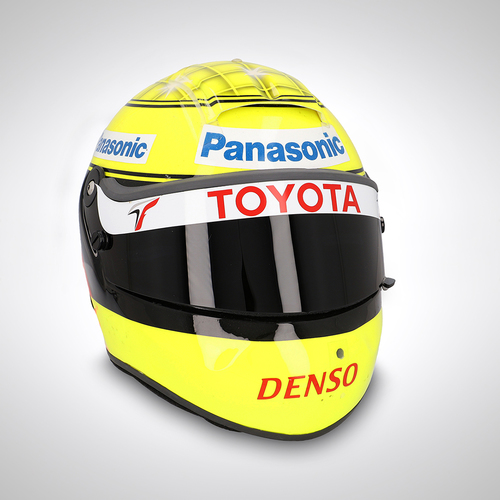 Photo of Ralf Schumacher 2005 Race-used Helmet