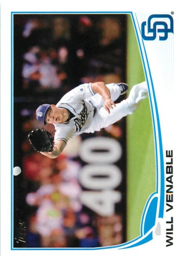 Photo of 2013 Topps #225 Will Venable