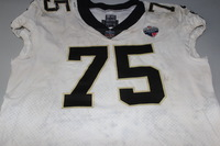 NFL INTERNATIONAL SERIES - SAINTS ANDRUS PEAT GAME WORN SAINTS JERSEY (OCTOBER 1, 2017)
