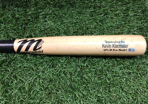 Photo of Game Used Broken Bat - Kevin Kiermaier - September 14, 2018 v OAK