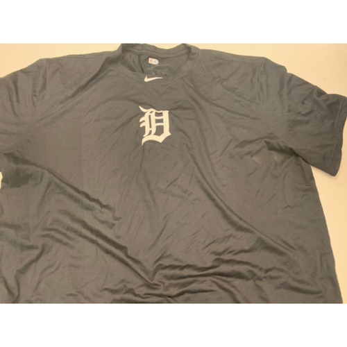 2017 Black Dri-Fit Shirt #35