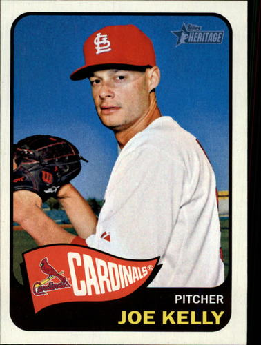 Photo of 2014 Topps Heritage #153 Joe Kelly