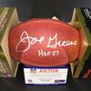 HOF - Steelers Joe Greene Signed Authentic Football