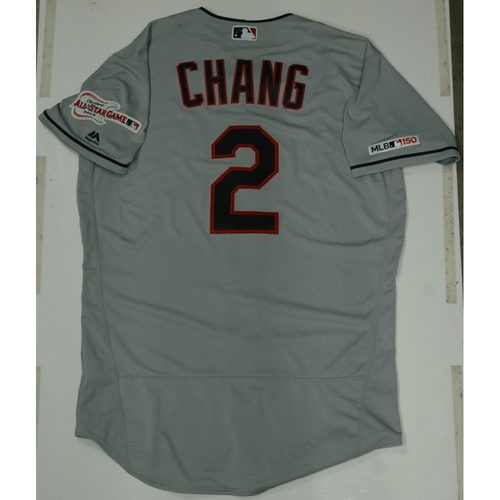 Yu Chang 2019 Team Issued Road Jersey
