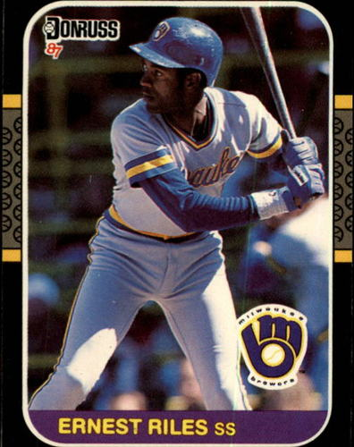 Photo of 1987 Donruss #151 Ernest Riles