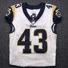 STS - Rams John Johnson Game Used Jersey Size 38 (12.9.18)