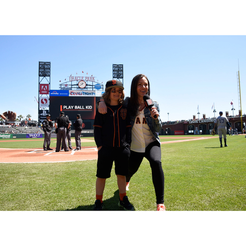 Photo of Giants Community Fund: Play Ball Kid