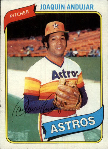 Photo of 1980 Topps #617 Joaquin Andujar