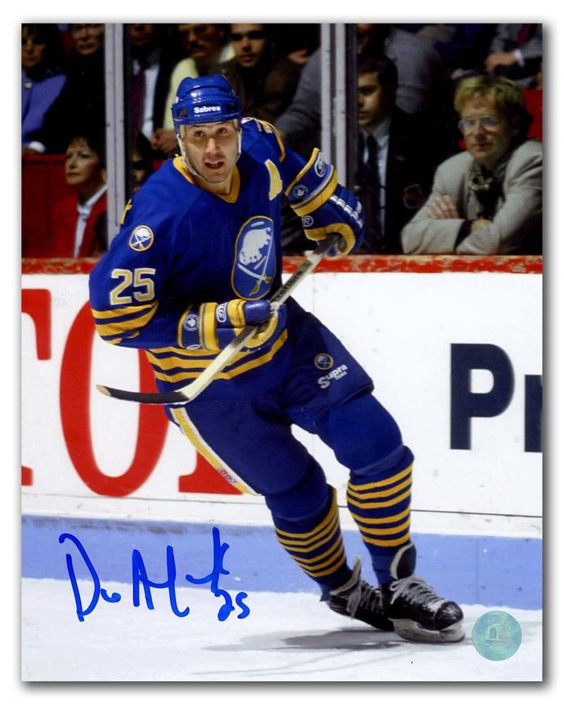 Dave Andreychuk Buffalo Sabres Autographed Hockey 8x10 Photo