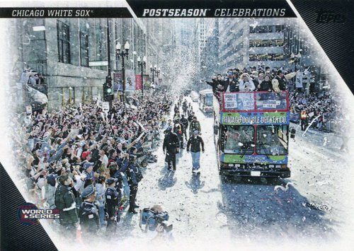Photo of 2017 Topps Update Postseason Celebration #PC5 Chicago White Sox
