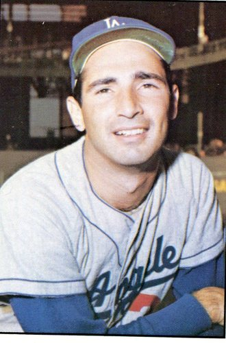 Photo of 1978 TCMA 60'S I #130 Sandy Koufax