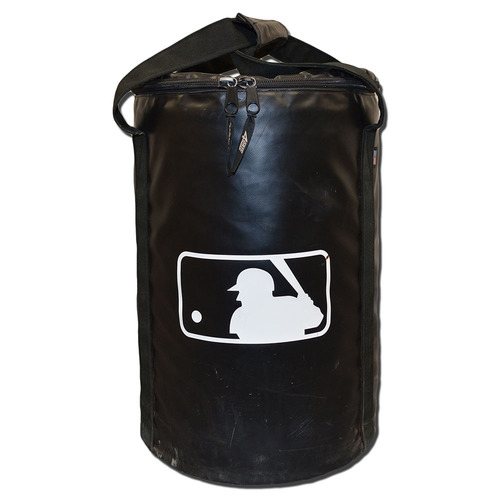 Photo of Game Used Ball Bag - Mets vs. Braves - 9/27/17