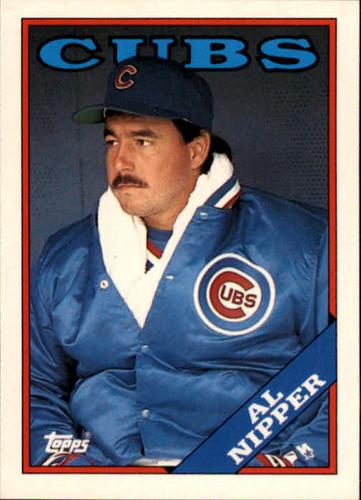 Photo of 1988 Topps Traded #75T Al Nipper