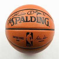 Zion Williamson, RJ Barrett and Cam Reddish - Duke University Teammates - 2019 NBA Draft Class - Autographed Basketball