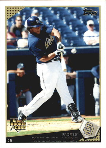 Photo of 2009 Topps Update #UH52a Kyle Blanks RC