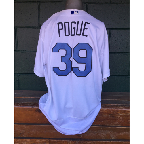 Cardinals Authentics: Jamie Pogue Game Worn Father's Day Jersey