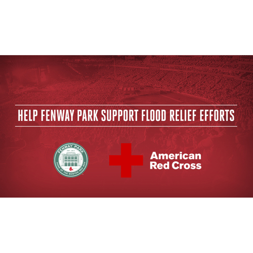 Red Sox Foundation Hurricane Harvey Relief - David Price Team-Issued and Autographed Jersey
