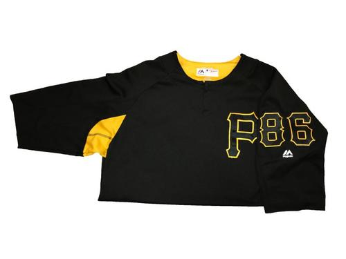 #86 Team-Issued Batting Practice Jersey
