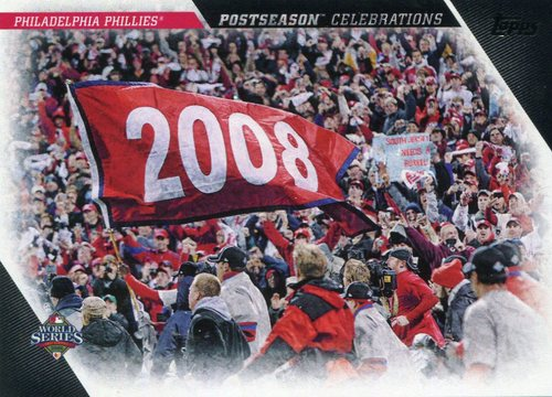 Photo of 2017 Topps Update Postseason Celebration #PC19 Philadelphia Phillies