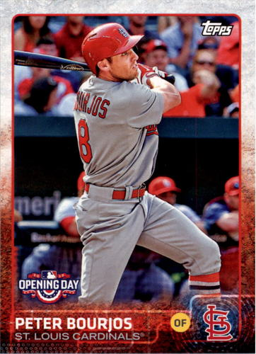 Photo of 2015 Topps Opening Day #132 Peter Bourjos