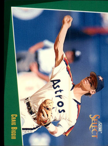 Photo of 1993 Select #25 Craig Biggio