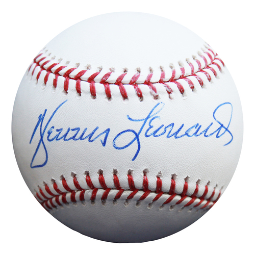 Photo of Autographed Baseball: Dennis Leonard