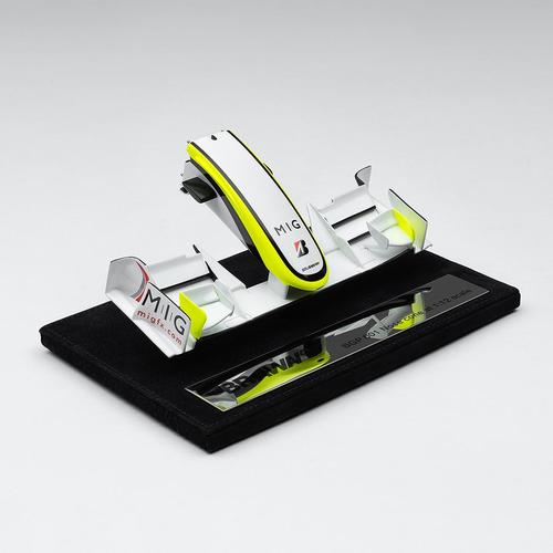 Photo of Brawn BGP 001 1.12 Scale Nosecone - Amalgam Collection