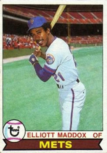 Photo of 1979 Topps #69 Elliott Maddox