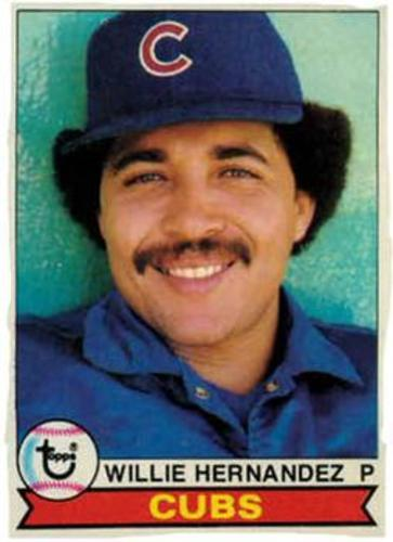 Photo of 1979 Topps #614 Willie Hernandez