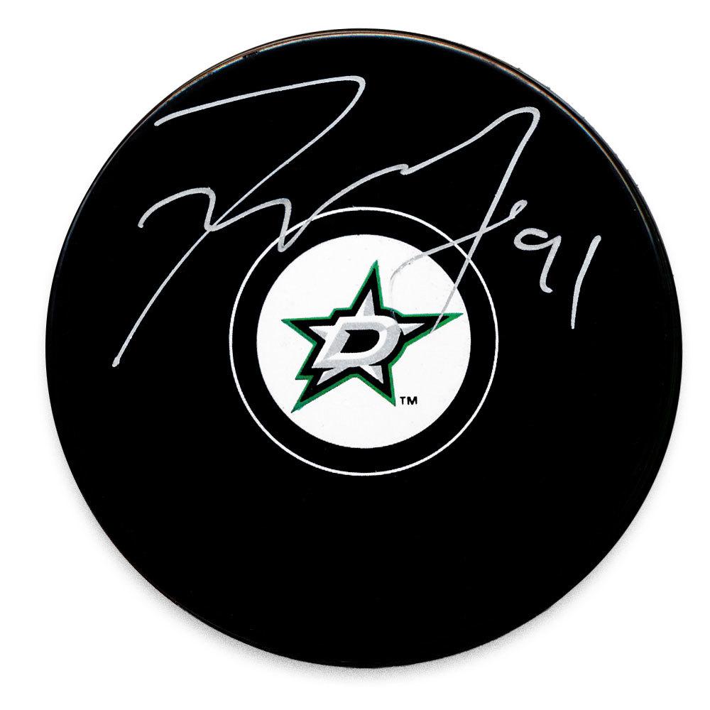 Tyler Seguin Dallas Stars Autographed Puck