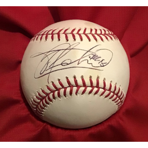 Photo of Francisco Cordero Autographed Baseball