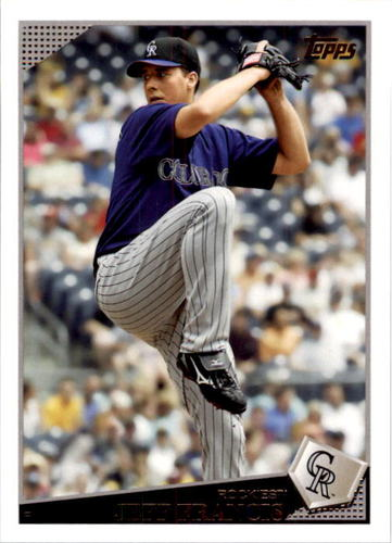 Photo of 2009 Topps #371 Jeff Francis
